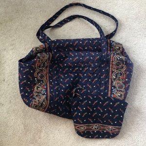 {Vera Bradley} Scottish Golf Bag Set